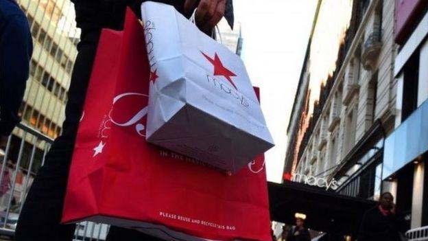 美國商務部報告顯示,第二季度消費者支出增長4%