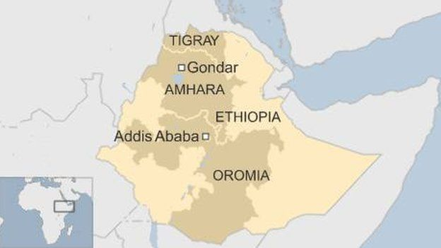 What is behind Ethiopia\'s wave of protests? - BBC News