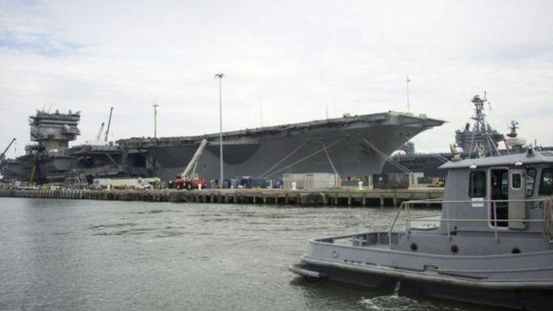 Hạm đội Hai sẽ đóng ở căn cứ cũ tại Norfolk, tiểu bang Virginia