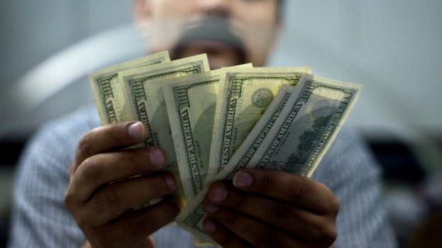 डॉलर (सांकेतिक तस्वीर)