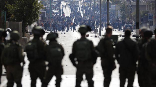 Donald Trump'ın kararının ardından Batı Şeria'da gerilim yüksek