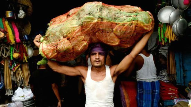 भारत की अर्थव्यवस्था, बेरोजगारी
