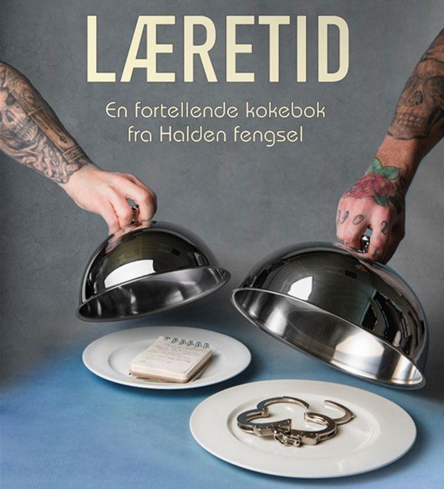 Diseño del libro de cocina de los presos.