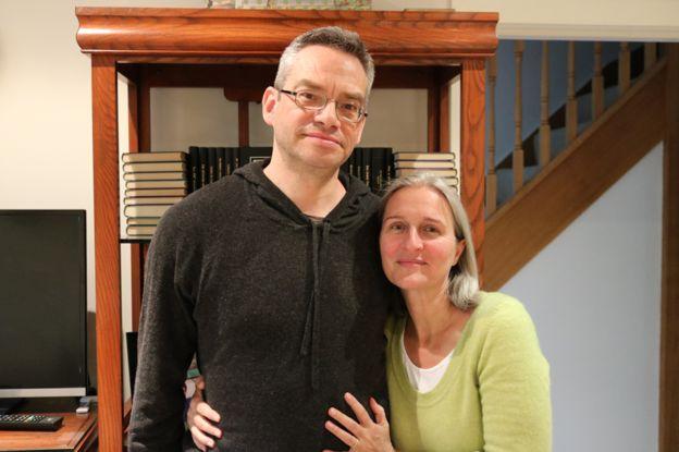 Felix e Isabelle Couchman