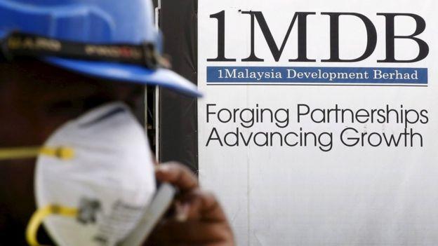 Quỹ 1MDB bị điều tra về bê bối tiền bạc