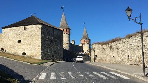 Кам'янецька фортеця