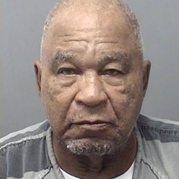 Mugshot of Samuel Little