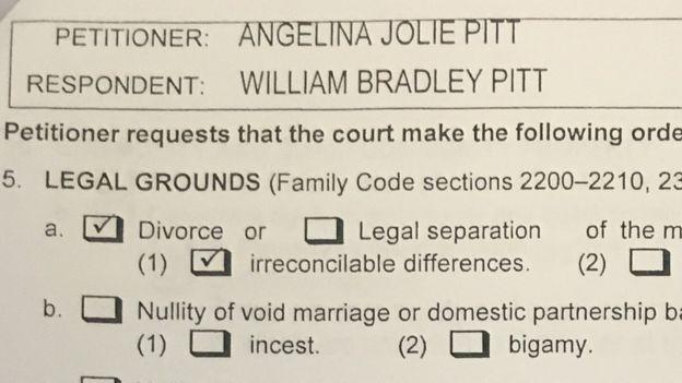 Копия документов на развод