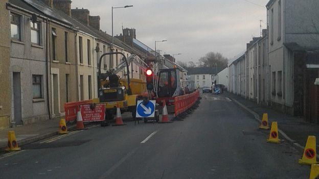 New Street, Porth Tywyn