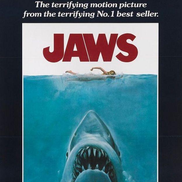 Afiche de Jaws