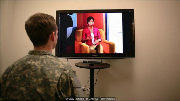 terapeuta virtual