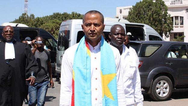 Moise Katumbi a aussi été accusé d'avoir engagé des mercenaires