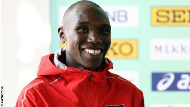 Geoffrey Kamworor bat le record du monde du semi-marathon