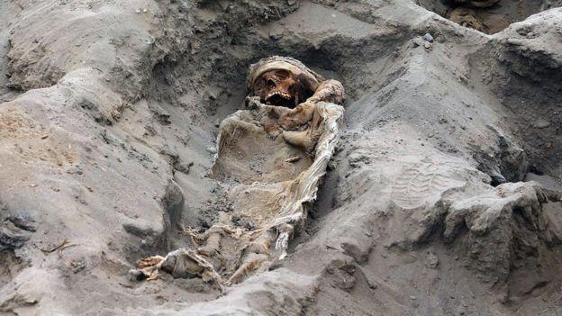 500 ஆண்டுகளுக்கு முன்பு நரபலி கொடுக்கப்பட்ட 227 சிறார்கள்