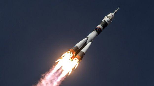 Cohete Soyuz