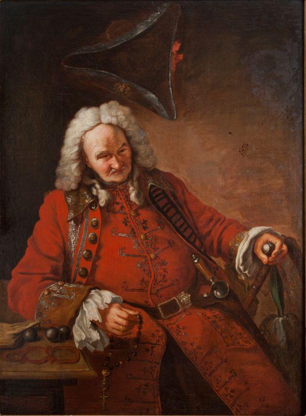 Портрет Ивана Балакирева работы неизвестного мастера