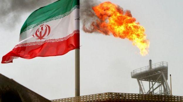 با افزایش تنش اخیر میان ایران و آمریکا قیمت نفت در بازارهای جهانی رو به افزایش گذاشت