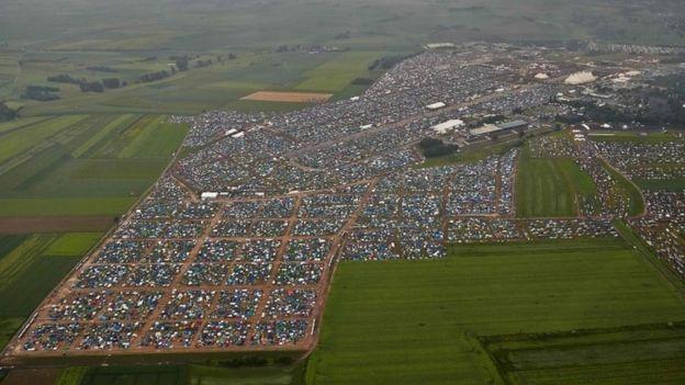 Germany Rock Festival Cancelled After Lightning Strike Bbc