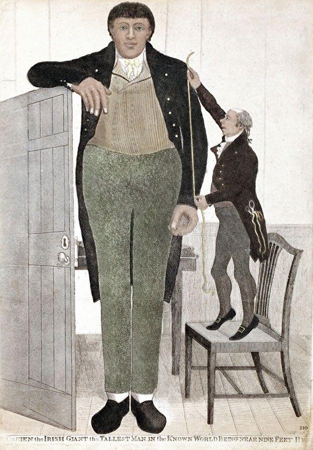 """La macabra razón por la que un """"gigante"""" del siglo XVIII quería ser sepultado en el fondo del mar"""