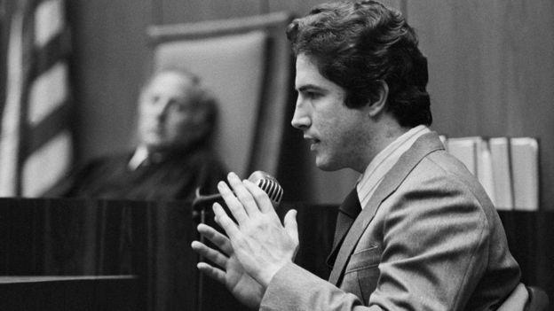 Kenneth Bianchi em julgamento
