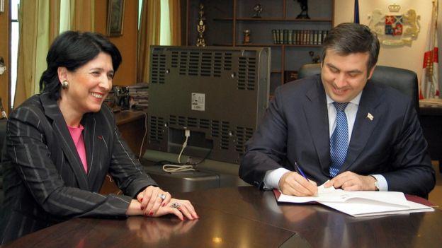 Бомбардировка Цхинвала это не война, а ошибка Саакашвили