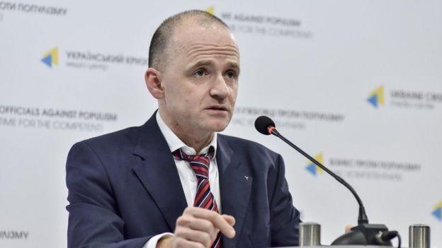 заступник міністра охорони здоров'я України Олександр Лінчевський
