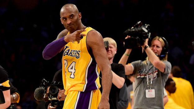 Kobe Bryant 'Black Mamba'nın hikâyesi