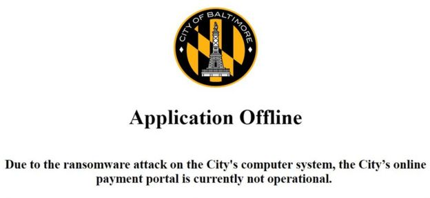 Baltimore ransomware attack: NSA faces questions - BBC News