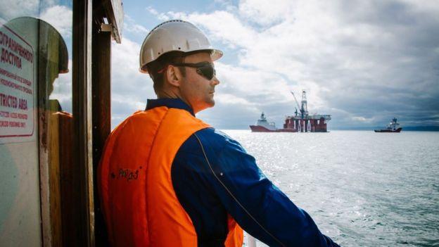 Nga, dầu khí