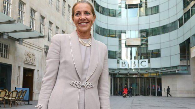 Chairman of the BBC Trust Rona Fairhead