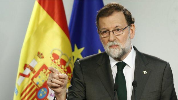 西班牙首相拉霍伊