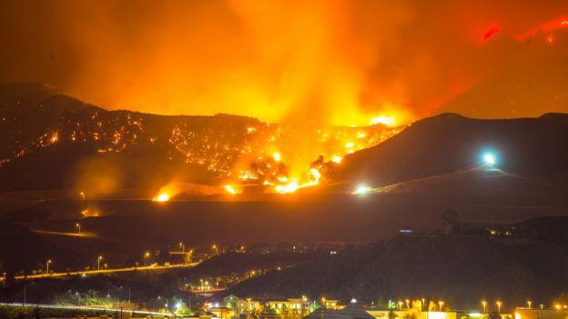 İklim değişikliğinin yangınları artırması bekleniyor