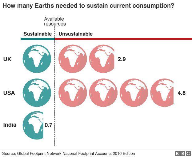 Sustainability graphic