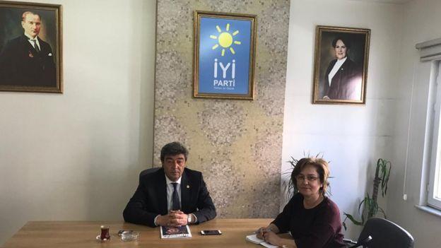 İyi Parti Kayseri belediye başkanı adayı Dursun Ataş