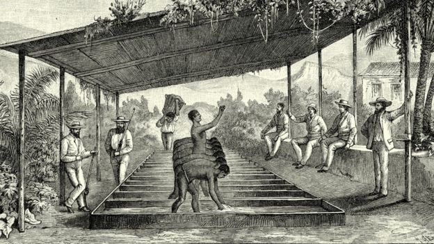 Escravos no Brasil no século 19