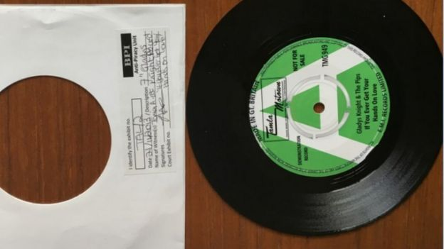 One of the fake records