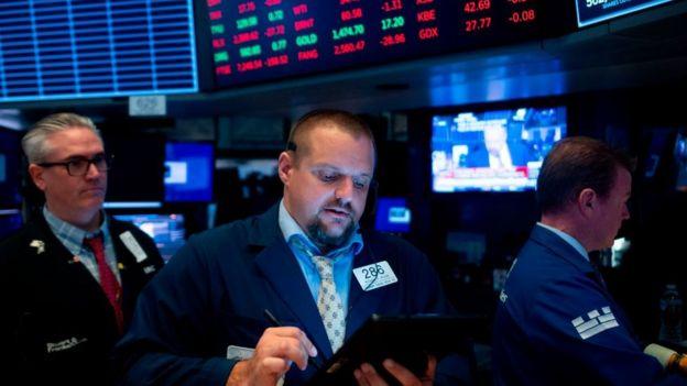 Американские фондовые рынки пережили 5 августа худший день 2019 года