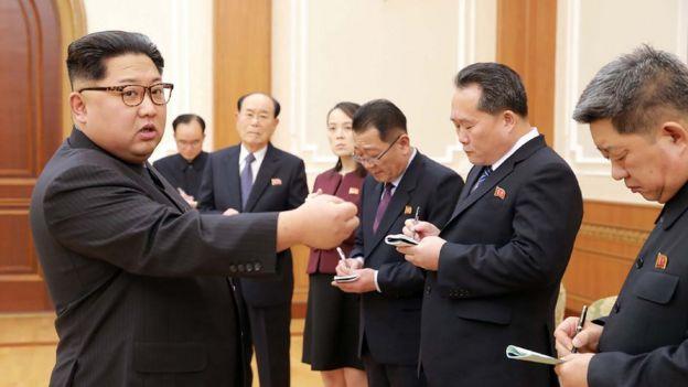 Ông Kim Jong-un được cho là đi du học ở nước ngoài nhưng chưa ra khỏi Bắc Hàn từ khi lên nắm quyền hồi 2011.