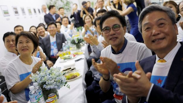 ترامب يعقد قمة تاريخية مع كيم جونغ أون