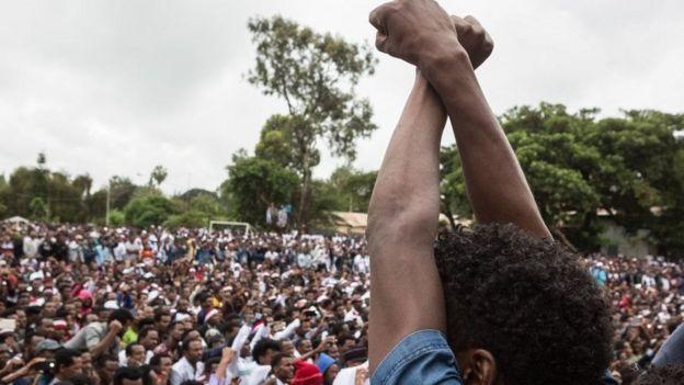 Ethiopia imekumbwa na zaidi ya miaka miwili ya maandamano ya kuipinga serikali, mara nyingi yanayoongozwa na jamii ya Oromo