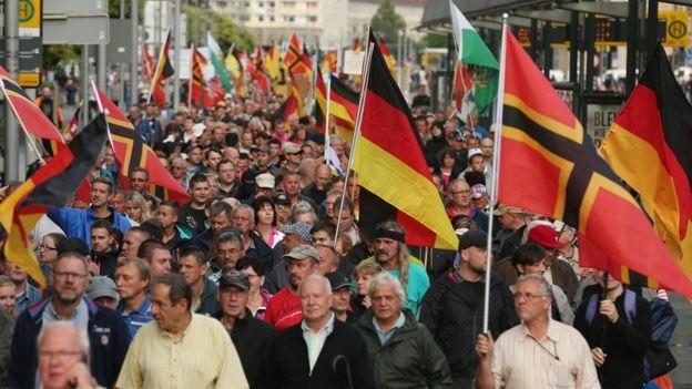 Marcha do Pegida