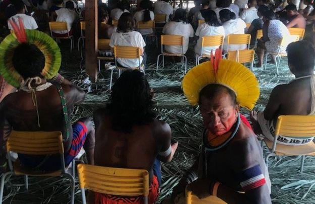 encontro Xingu +