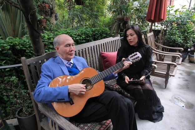 Việt Nam, nhạc sỹ Vũ Thành An
