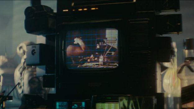 Máquina em Blade Runner