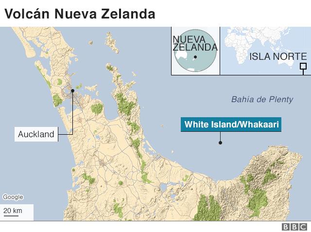 Donde Esta Nueva Zelanda Mapa Mundi.White Island Por Que Permiten Visitas Turisticas A Uno De