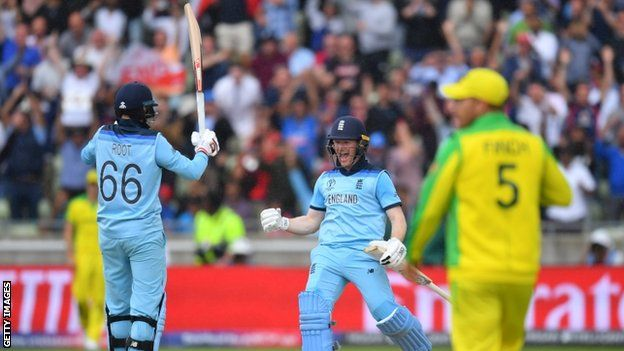 Cricket World Cup England S Final Against New Zealand Live