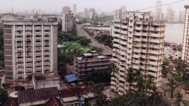 1998 के बॉम्बे की एक तस्वीर