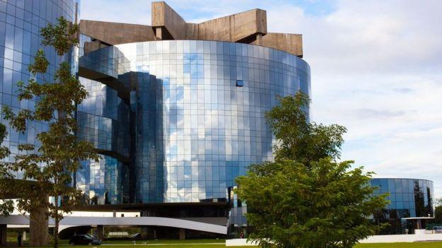 Sede da PGR em Brasília