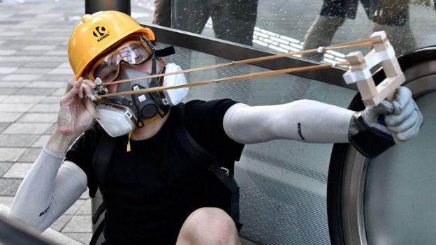 Một số nhân viên Cathay Pacific Airlines bị sa thải vì tham gia biểu tình ở Hong Kong (Ảnh minh họa)