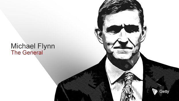 Michael Flynn - The General